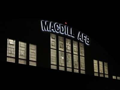 MacDill Hanger